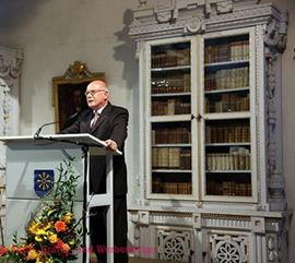 Dankadresse zur Verleihung des Kulturpreises des Bodenseekreises