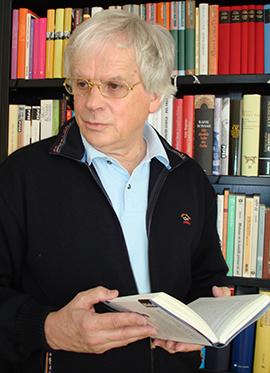Peter Bieri. Foto pinterest.