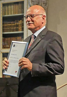 Verleihung des Kulturpreises des Bodenseekreises am 27.09.2015